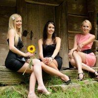 Три сестры. :: Руслан Грицунь