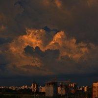 ОБЛАЧНЫЙ ДЕНЬ :: Валерий Руденко