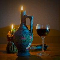 Красное вино :: Яков Реймер