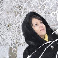 Белое и черное :: oxana kritskaya