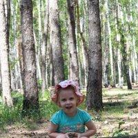 В лесу :: Евгения О