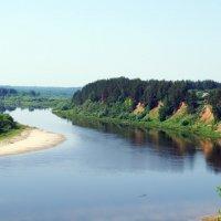 Река Ветлуга :: Иван Белоглазов