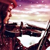 скрипка :: Viktoriya Bilan