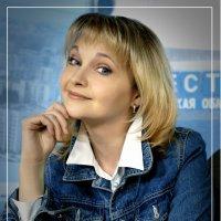 Оксана :: Владимир Белозеров
