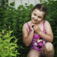 Маленькая принцесса :: Дмитрий Гришин