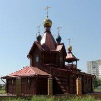 Церковь Георгия Победоносца :: Александр Качалин