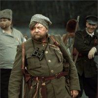 1919. Его разыскивают большевики... :: Виктор Перякин