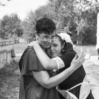 Прощание со школьной мамой :: Ирина Сорокина