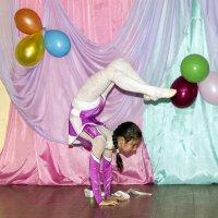 Гимнастка :: Ирина Сорокина
