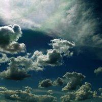 Лунные облака :: Kliwo