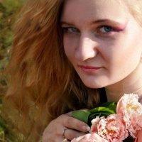 Цветы :: Анна Романова