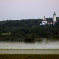 Белая полоса :: Василий Либко