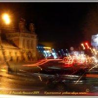 И растекаются дневные образы ночами... :: Валерий Викторович РОГАНОВ-АРЫССКИЙ
