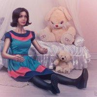 Кукла :: Сергей Щербаков