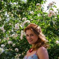 весна :: Катерина Забанова