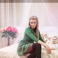 Олеся :: Мария Дергунова