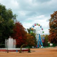 Осенний парк. :: Ирина Прохорченко
