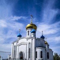 Смоленск. Церковь Новомучеников и Исповедников Российских :: Сергей Донской
