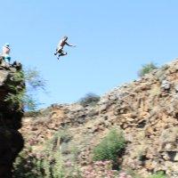 прыжок :: Адик Гольдфарб