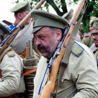 Тяжела солдатская доля :: Андрей Евгеньевич