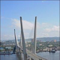 Золотой мост. :: Александр TS
