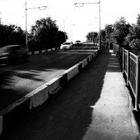 чёрная полоса и белая полоса :: Арсений Корицкий