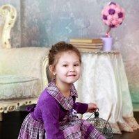 Маленькая леди )) :: Мария Дергунова