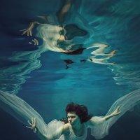 Underwater angel :: Дмитрий Лаудин