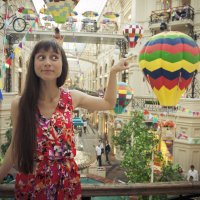 Такие вот шары :: Яна Радаева