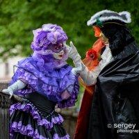 Венеция, карнавал :: Сергей Антонов