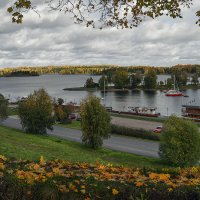 Осень в Лаппеенранте :: Valerii Ivanov