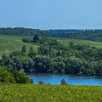 Озеро :: Роман Романенко