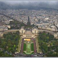 Парижские кварталы :: Евгений Печенин