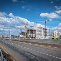 Челябинск строится :: Марк Э