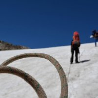 вверх на ледник :: Ларико Ильющенко