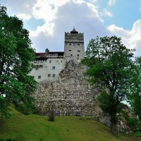 Замок Дракулы, г. Бран :: Сергей Столбов