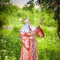 Царица :: Ирина Михель