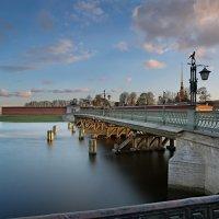 Петропавловская крепость :: Кирилл Малов