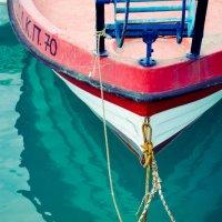 Рыбацкая лодка :: Алексей Фетисов