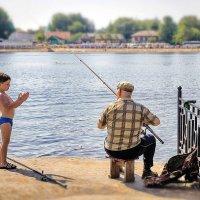 Happy fisherman :: Евгений Балакин