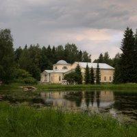 Розовый павильон в Павловске :: Юрий Никитин