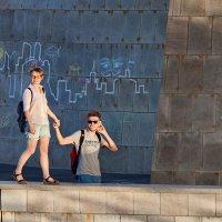 прогулка по Москве-реке :: Оксана Богачева