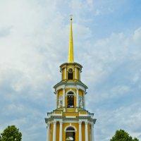 Колокольня Рязанского Кремля. :: Алёна Алексаткина