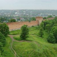 Смоленская крепость :: Тарас Золотько