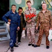 Летали за тюльпанами :: Алексей Golovchenko