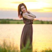 Закат... :: Екатерина Лебедева