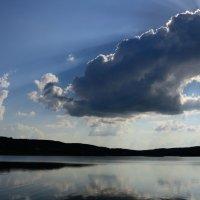 Lake Zashkiv -Ukraine :: Алексей Гимпель