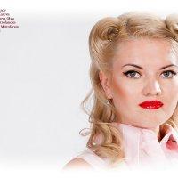 фото проект pin up :: Ирина Митрофанова студия Мона Лиза