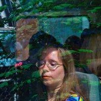 Пассажирка микроавтобуса :: Арсений Корицкий