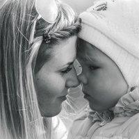 Мама и дочка :: ylwkoda Шкодина